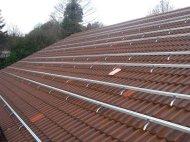 Children's Centre - mounting rails