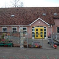 Wivey Primary - Before