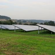 Sandy Moor - second field of panels