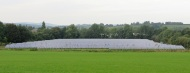 Sandy Moor - first field of panels