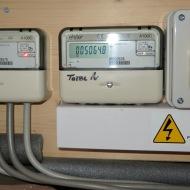 West Road meters