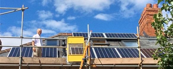 Wivey Solar Club 4